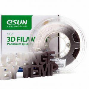 Buy eSUN PLA CCT Grey 3D Printer Filament 1.75 mm 0.5Kg   Price It 3D