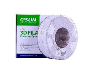 eSUN ABS 3D Printer Filament Odorless 1kg 2.85mm / 1.75mm White