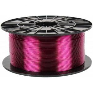 Buy Pm PETG Violet Transparent Filament 1Kg 1.75mm   Price It 3D