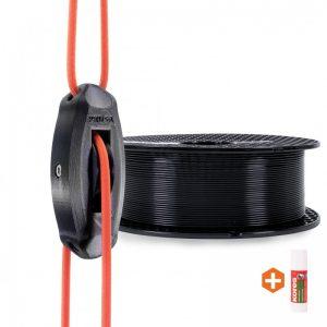 Buy Prusament PC Blend Jet Black Filament 0.97Kg 1.75mm   Price It 3D