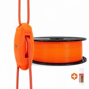 Prusament PC Blend Prusa Orange 3D Printer Filament 0.97Kg 1.75mm