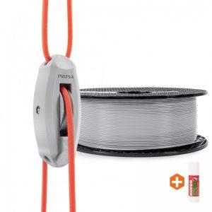 Prusament PC Blend Urban Grey Filament 0.97Kg 1.75mm   Price It 3D