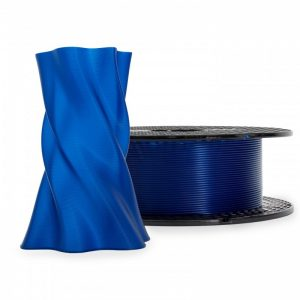 Prusament PVB Dark Blue Transparent 3D Printer Filament 0.5Kg 1.75mm