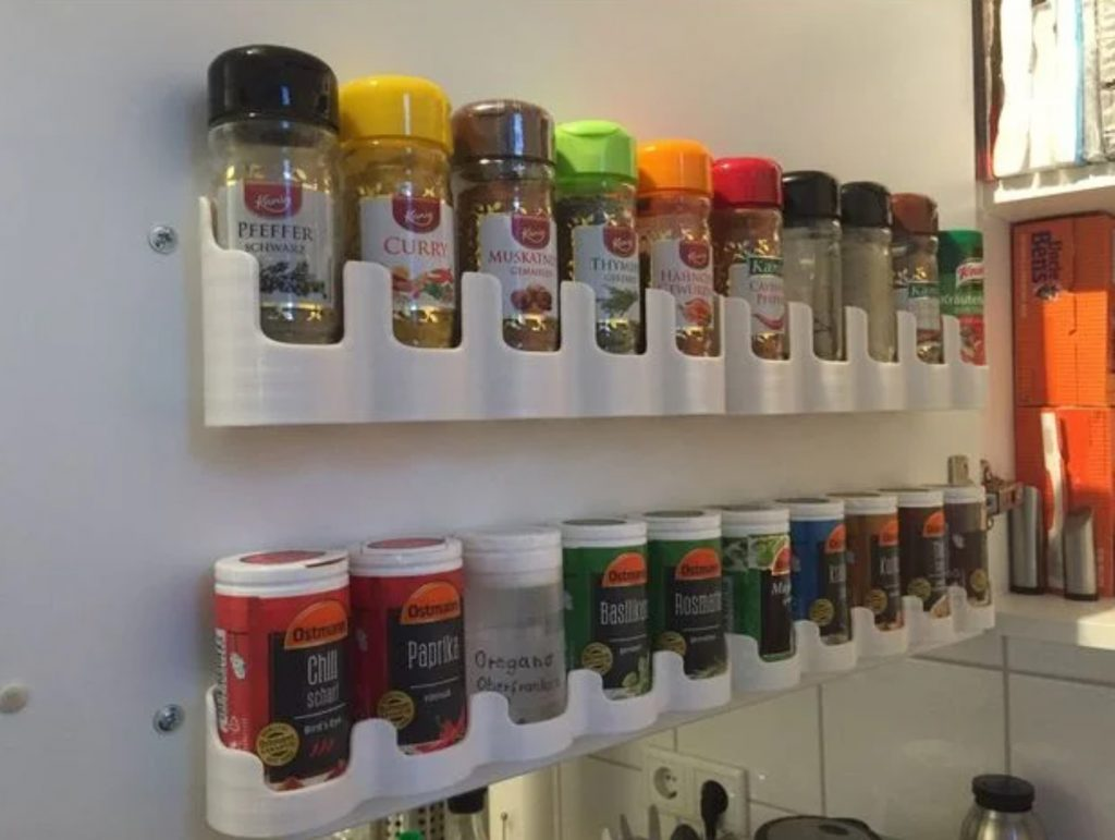 Spice Holder for Cooking