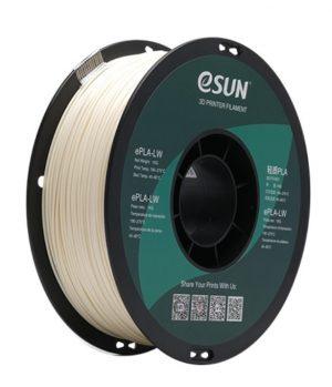 eSUN PLA LW White Filament 1Kg 1.75mm | Buy eSUN Filament